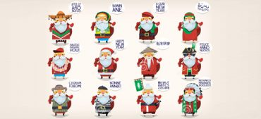 Different Versions of Santa Claus Around the World