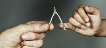 Why Do You Make a Wish on Wishbones?