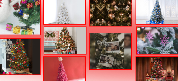 10 Must-Try Christmas Tree Decorating Ideas