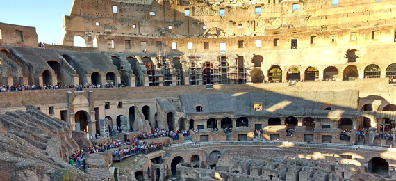 10 Amazing Facts about Rome and the Romans