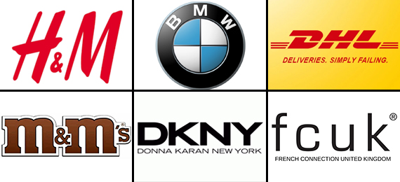Full Forms Of Popular Brand Acronyms That Most Of You Don't Know