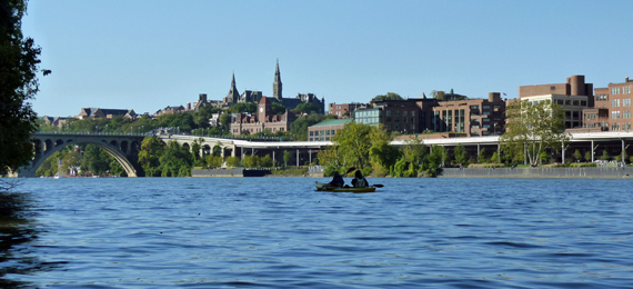 How Well Can You Answer This Georgetown Waterfront Park Quiz?