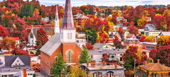 Best Places to Visit in Vermont in Fall