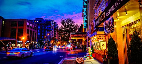 The Unique History of DC's U Street Neighborhood