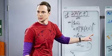 Jim Parsons-The Big Bang Theory