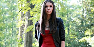 Nina Dobrev-The Vampire Diaries