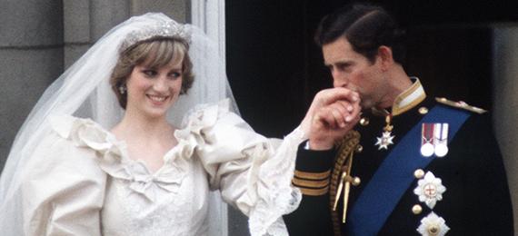 Prince Charles & Diana's Love Story & the Royal Wedding
