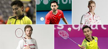 The 5 Fastest Smashes in Badminton Ever
