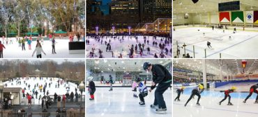 You Must Visit These 6 Best Ice Skating Rinks
