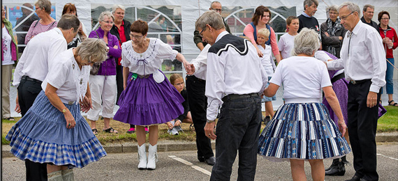 The Ultimate Square Dance Quiz for All the Dancers Out There