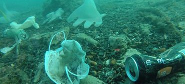 COVID-19 Face Masks & Marine Plastic Pollution