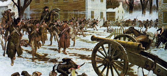 Can You Score 15/15 on This Battle of Trenton Quiz?