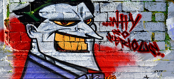 Everything You Must Know about Graffiti