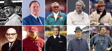 Know the Best NFL Coaches of All Time