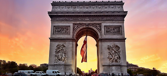 15 Interesting Facts about Arc de Triomphe