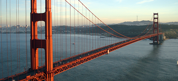 Try to Answer Our Interesting Golden Gate Bridge Questions