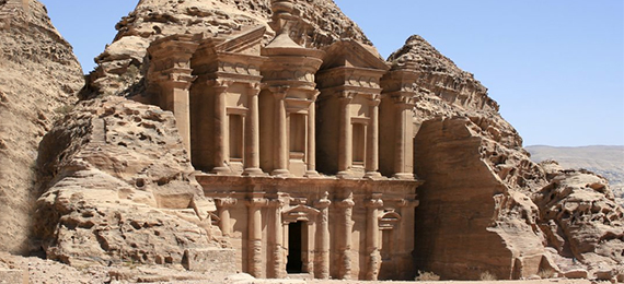 Petra Facts - The Lost City As Old As Time