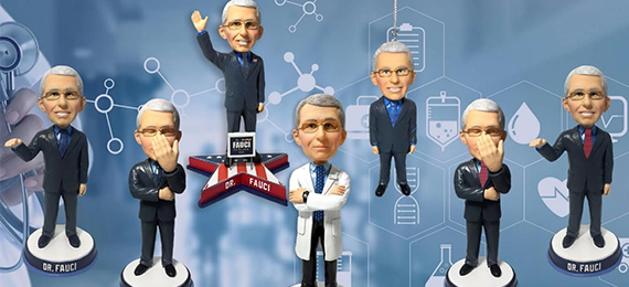 Dr. Fauci's Journey to Bobblehead Fame Explained