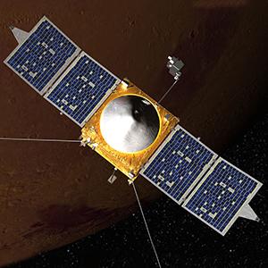 MAVEN's-mission
