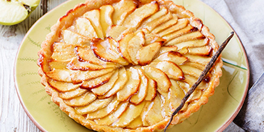 Fresh Apple Tart