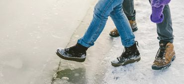 Why Is Ice Slippery?