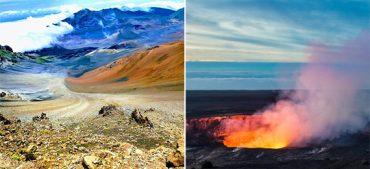 Take Our Fun Haleakalā National Park and Hawaii Volcanoes National Park Quiz