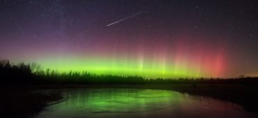 What Causes Auroras to Appear Over the Poles?