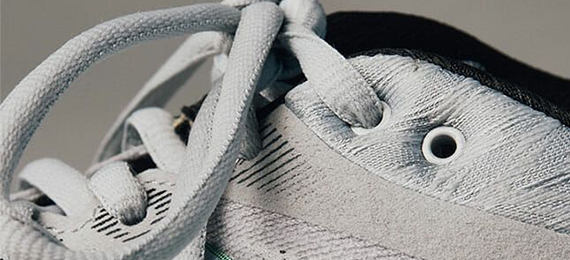 The Reason behind the Random Extra Holes in Sneakers