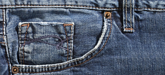 Do You Know What Are the Little Buttons on Jeans for?