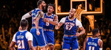 All about the New York Knicks Quiz!