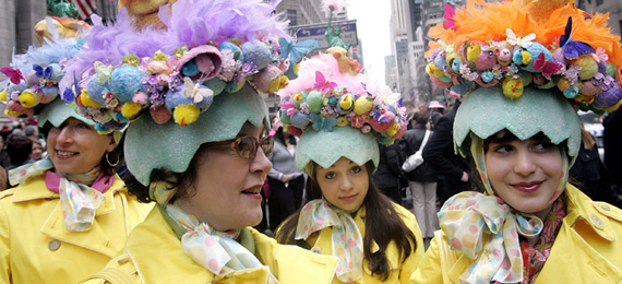Easter Parades