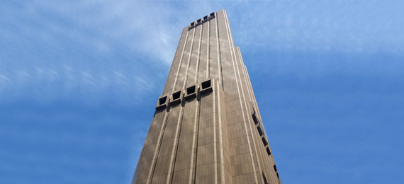 All about Windowless Skyscraper- 33 Thomas Street Quiz