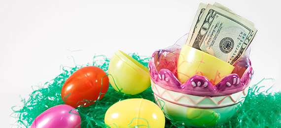 Americans Spend on Easter