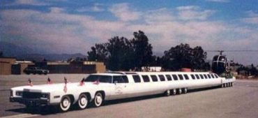 Get to Know the Fate of the World's Longest Car