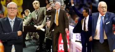 Who Are the Greatest NBA Coaches of All Time?