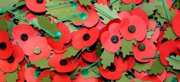 Who Started the Memorial Day Poppies Custom?