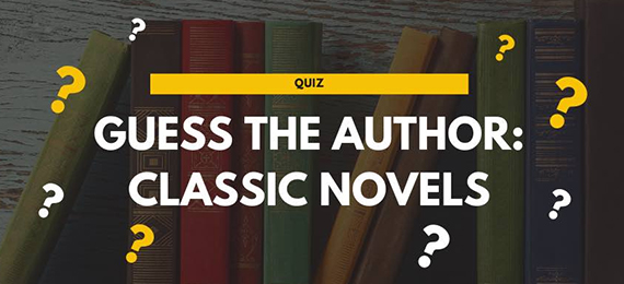 Guess the Author by the Character from Their Iconic Novels