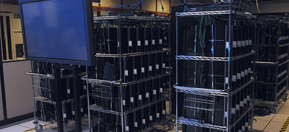 """Air Force Reveals the Fastest Military Supercomputer Known as """"Condor Cluster"""""""