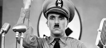 """Charlie Chaplin's """"The Great Dictator"""""""
