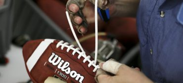 History of the Official American Football