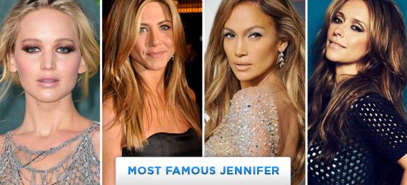 Famous Jennifer Quiz