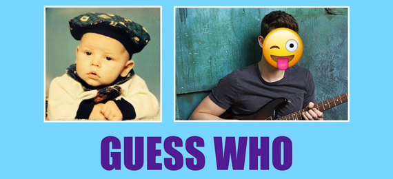 Guess The Celebrity From Their Baby Picture