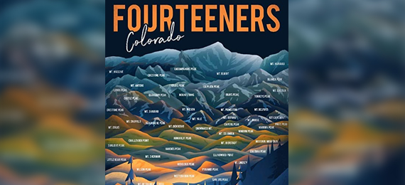 Fourteener Mountains In Colorado Facts