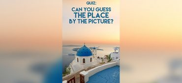 Can you score 10/10 on this guess the travel destination by picture quiz?