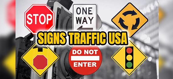 USA-Traffic-Signs-Quiz