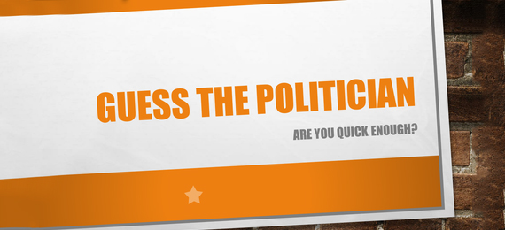 Guess-the-Politician-Quiz