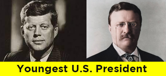 youngest American presidents