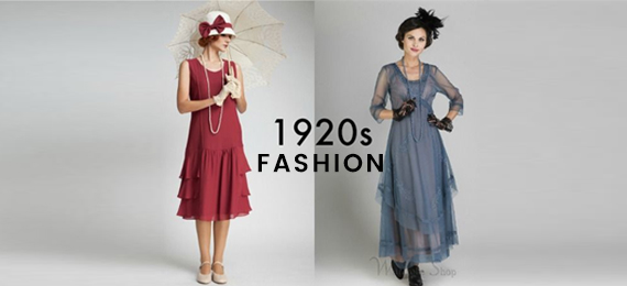 1920's Fashion Is Not What You Think It Is