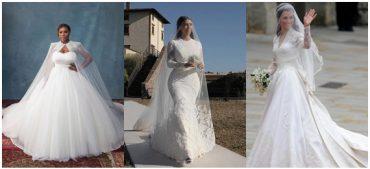 The Most Expensive Celebrity Brides' Wedding Veils