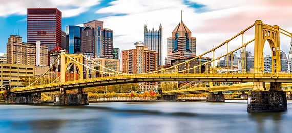 Unknown Facts about Pittsburgh: The City of Bridges